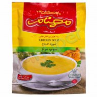 سوپ مرغ مهنام 70 گرم