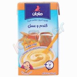 غذای کودک گندم و عسل ماجان کاله 135 گرم