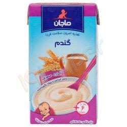 غذای کودک گندم با شیر ماجان کاله 135 گرم