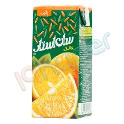 نوشیدنی پالپدار پرتقال سان استار 200 میلی لیتر