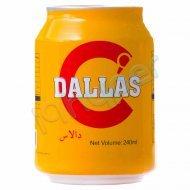 نوشیدنی انرژی زا دالاس 240 میلی لیتر