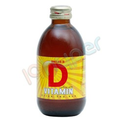 نوشیدنی انرژی زا ویتامین دی دالاس 240 میلی لیتر