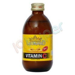 نوشیدنی انرژی زا ویتامین سی لئونارد 240 میلی لیتر