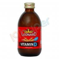 نوشیدنی انرژی زا ویتامین دی لئونارد 240 میلی لیتر