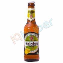 نوشیدنی شیشه ای مالت بدون الکل با طعم لیمو هوفنبرگ 330 میلی لیتر