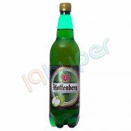 نوشیدنی مالت بدون الکل با طعم سیب هوفنبرگ 1000 میلی لیتر