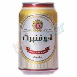 نوشیدنی مالت بدون الکل کلاسیک هوفنبرگ 330 میلی لیتر