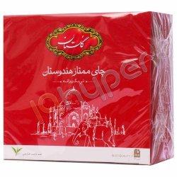 چای سیاه کیسه ای ممتاز هندوستان گلستان 100 عدد