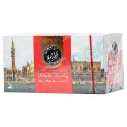 چای سیاه کیسه ای خارجی طلالو 25 عدد