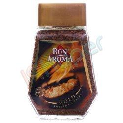 پودر قهوه فوری شیشه ای گلد بن آروما 100 گرم