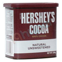 پودر شکلات جعبه ای هرشیز 226 گرم
