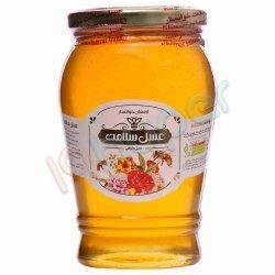 عسل خمره ای بی موم سلامت 800 گرم