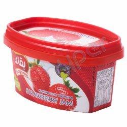 مربای جعبه ای توت فرنگی بقا 200 گرم