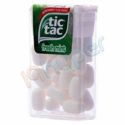 قرص خوشبو کننده دهان با طعم نعناع تیک تاک 10/2 گرم