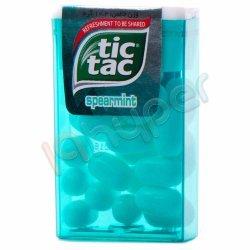 خوشبوکننده دهان با طعم نعنای تند تیک تاک 10/2 گرم