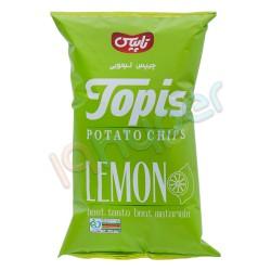 چیپس لیمویی تاپیس 60 گرم
