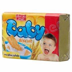 بیسکوییت کودک شیرین عسل 65 گرم