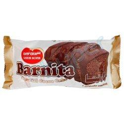کیک کاکائویی مخصوص بارنیتا شیرین نوین 300 گرم