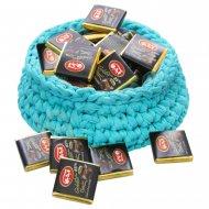 شکلات گلدن تلخ 85 درصد آیدین فله ای