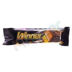 شکلات با طعم بادام زمینی winner شیرین عسل 40 گرم